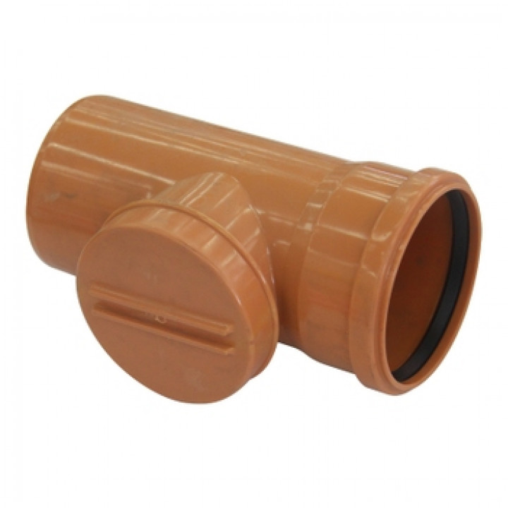 Ревизия канализационная 110 мм наружная