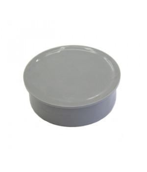 Заглушка 110 мм канализационная