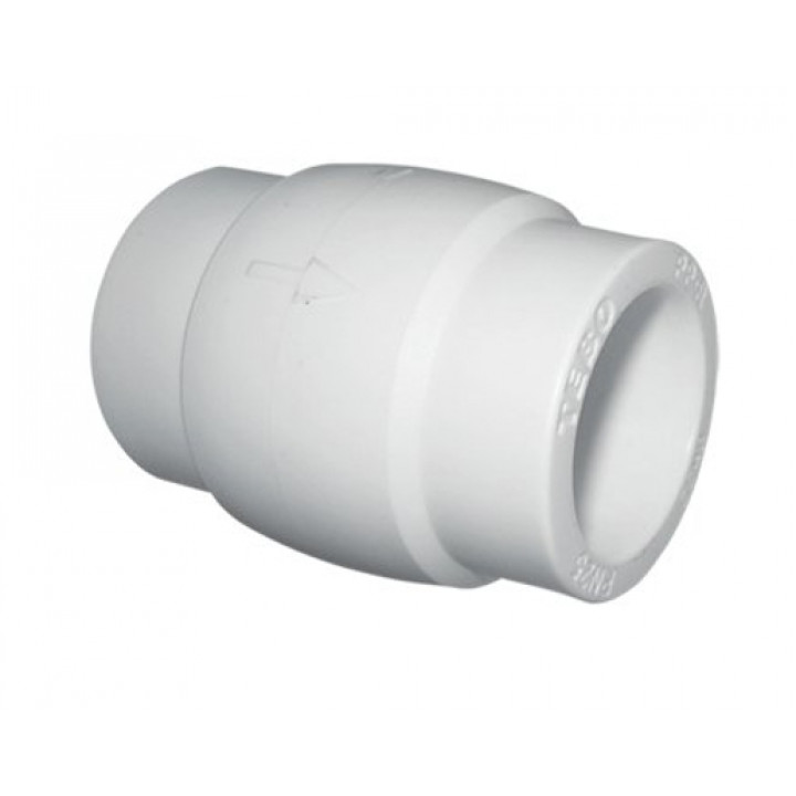 Обратный клапан пп 32 мм TEBO